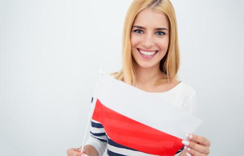 Mujer polaca