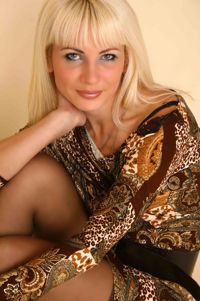 hermosa mujer ucraniana
