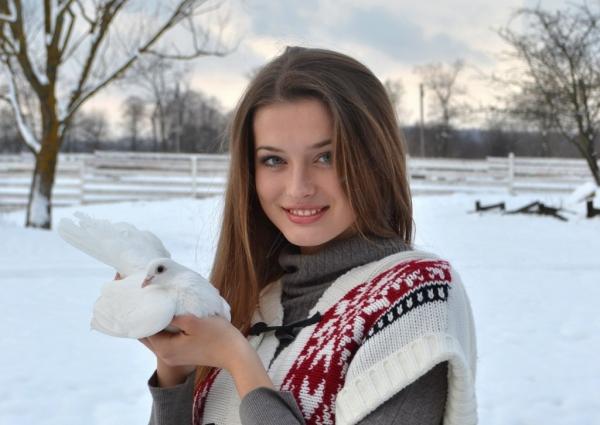 Partnervermittlung Ukraine, Anna, 31 Jahre, 173 cm, 55 kg, Sängerin ...