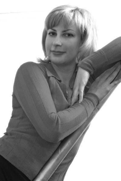 Partnervermittlung Ukraine, Anna, 40 Jahre, 162 cm, 53 kg, Marketing ...
