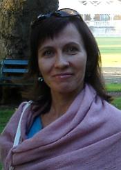 Foto von Valentina - eine Frau aus der Ukraine auf Partnersuche