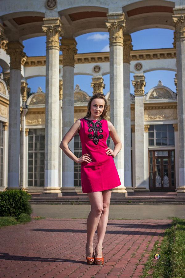 Zhanna - Partnervermittlung Ukraine, Foto 8
