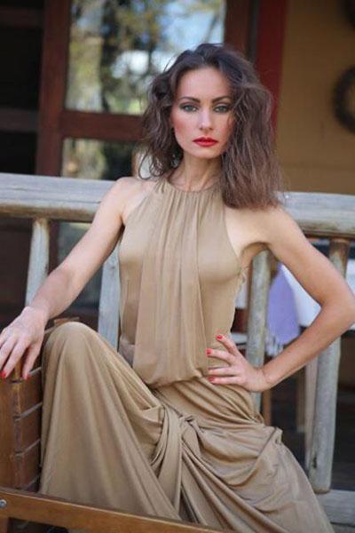Und eine nette ukrainische Frau