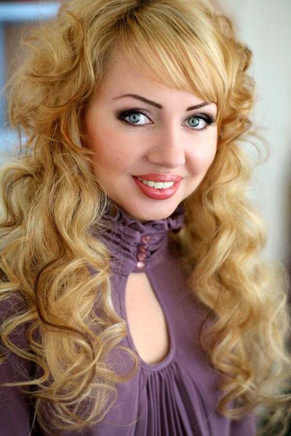 Partnervermittlung: Tatiana (43), eine attraktive Dame aus Pervomajsk ...