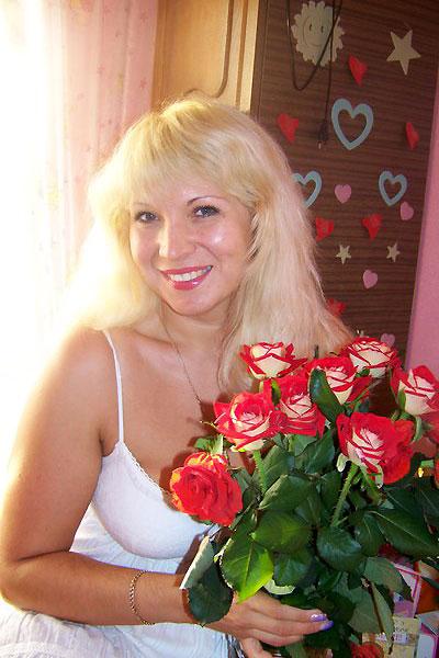 Alla - Partnervermittlung Ukraine, Foto 1