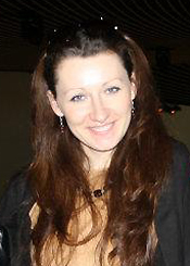 Foto von Olga - eine Frau aus der Ukraine auf Partnersuche