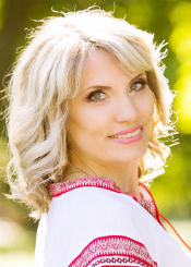 Elena, (45), aus Osteuropa ist Single