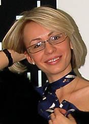Kateryna eine ukrainische Frau
