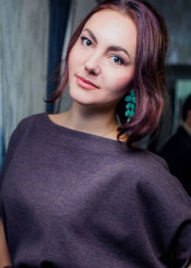 Foto von Yulia - eine Frau aus der Ukraine auf Partnersuche