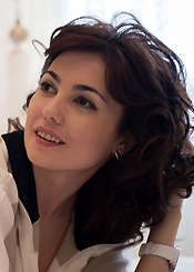 Elzara, (35), aus Osteuropa ist Single