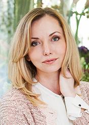 Foto von Anna - eine Frau aus der Ukraine auf Partnersuche