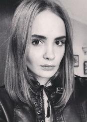 Evgenia, (21), aus Osteuropa ist Single