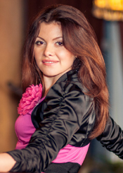 Oksana, (30), aus Osteuropa ist Single
