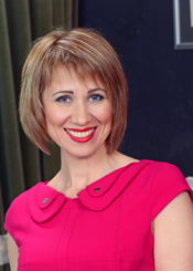 Natasha eine ukrainische Frau