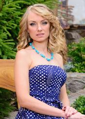 Elena, (33), aus Osteuropa ist Single