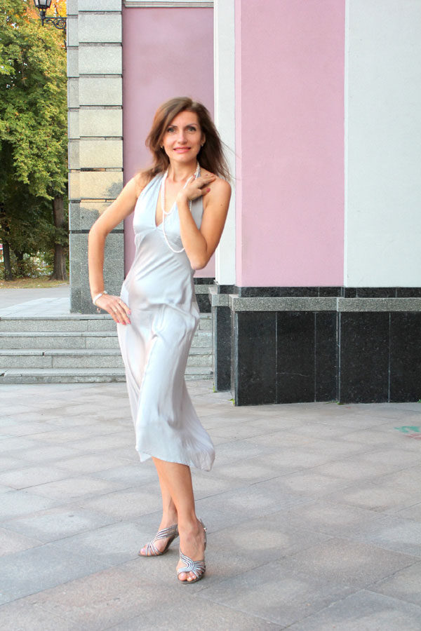 Ludmila - Partnervermittlung Ukraine, Foto 2