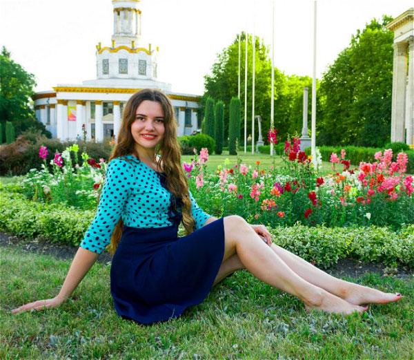 Irina - Partnervermittlung Ukraine, Foto 2