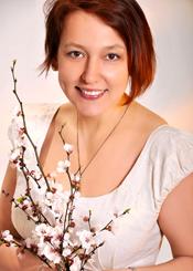 Liudmila eine ukrainische Frau