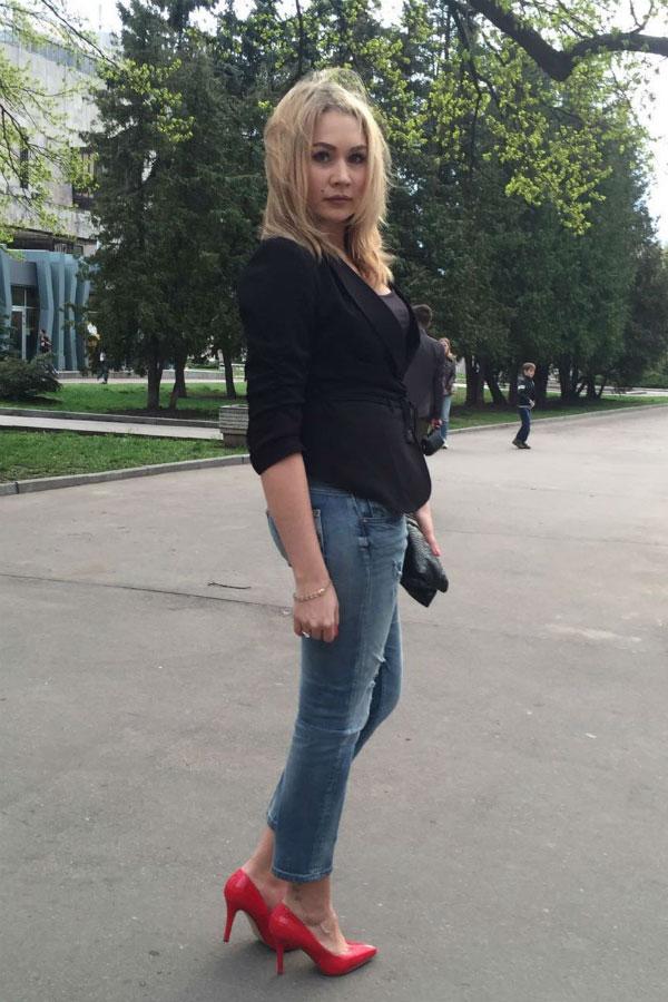 Natalija - Partnervermittlung Ukraine, Foto 1