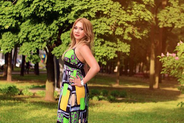 Natalija - Partnervermittlung Ukraine, Foto 4