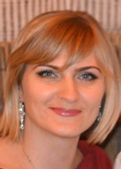 Natalija eine ukrainische Frau