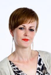 Olesia eine ukrainische Frau