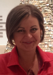 Nataliya eine ukrainische Frau