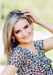 Tatiana, (23), aus Osteuropa ist Single