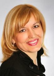 Foto von Inna - eine Frau aus der Ukraine auf Partnersuche