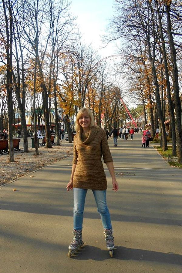 Inna - Partnervermittlung Ukraine, Foto 3