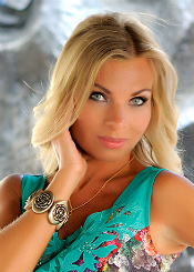 Oksana, (44), aus Osteuropa ist Single