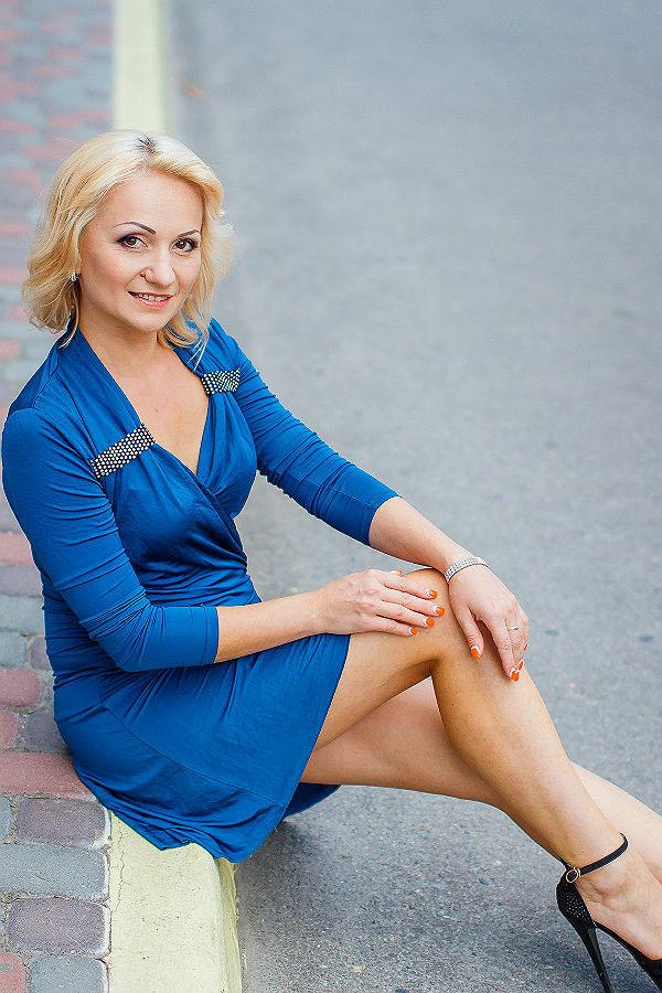 Vitalina - Partnervermittlung Ukraine, Foto 1