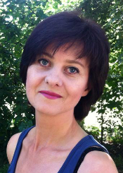 Foto von Julia - eine Frau aus der Ukraine auf Partnersuche