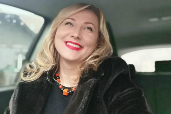 Svetlana - Partnervermittlung Ukraine, Foto 4