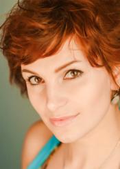 Ukrainische Frauen - Oksana sucht einen Lebenspartner