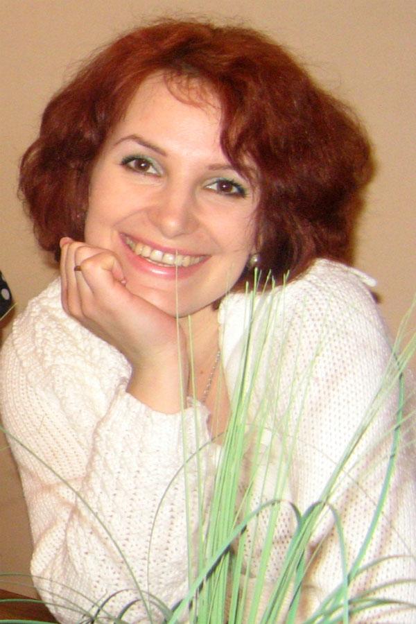 Oksana - Partnervermittlung Ukraine, Foto 1