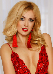 Irina, (33), aus Osteuropa ist Single