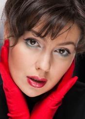 Dasha eine ukrainische Frau