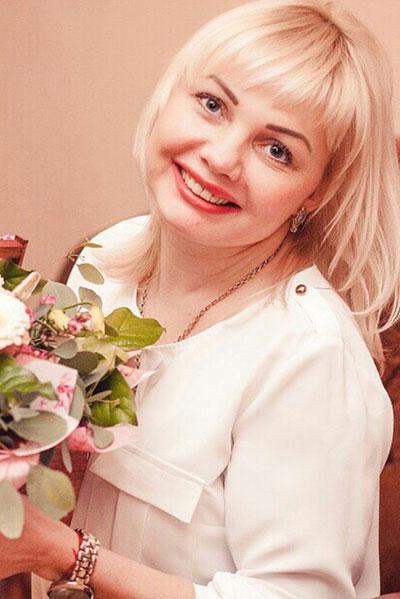 Valentina - Partnervermittlung Ukraine, Foto 1