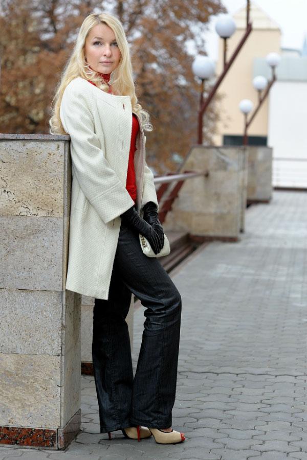 Irina - Partnervermittlung Ukraine, Foto 4