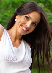 Anna, (33), aus Osteuropa ist Single