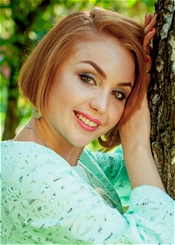 Valeria eine ukrainische Frau