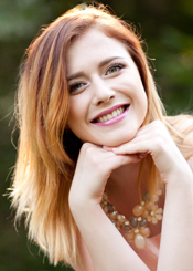 Inna, (23), aus Osteuropa ist Single
