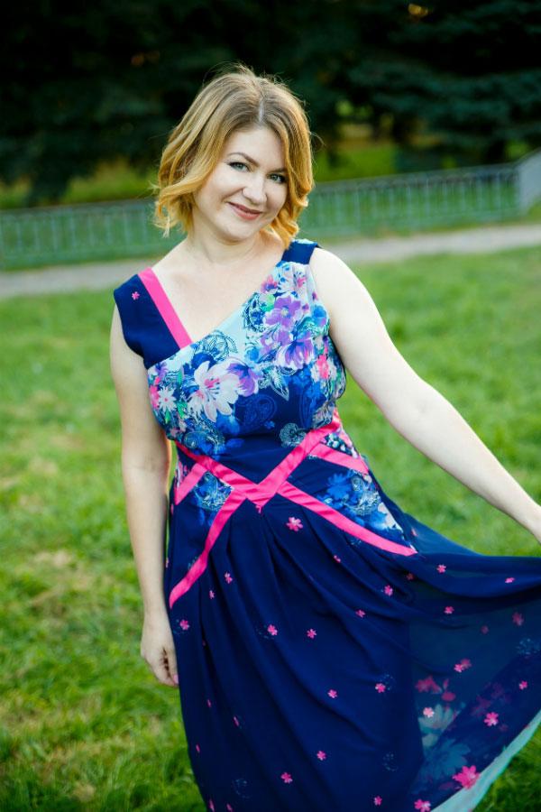 Svetlana - Partnervermittlung Ukraine, Foto 3