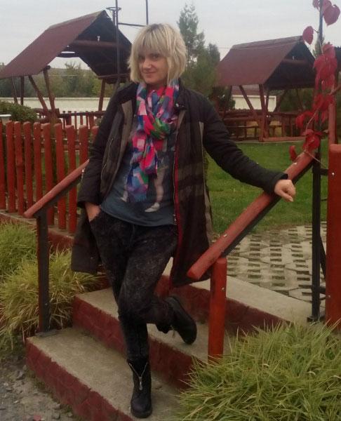 Natalia - Partnervermittlung Ukraine, Foto 6