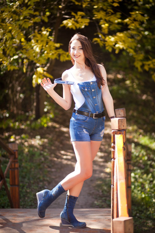 Svetlana - Partnervermittlung Ukraine, Foto 8