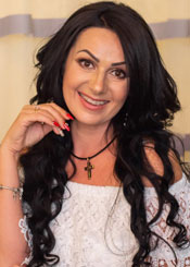 Yulia eine ukrainische Frau