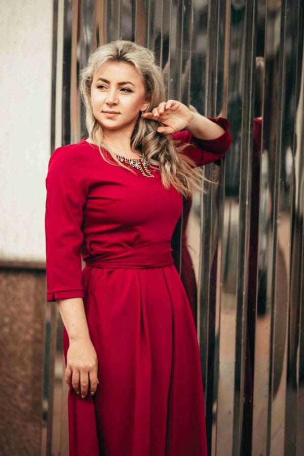 Olga - Partnervermittlung Ukraine, Foto 3
