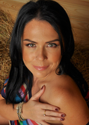Elena, (40), aus Osteuropa ist Single