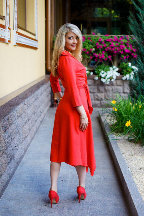 Tatiana - Partnervermittlung Ukraine, Foto 8